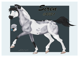 Siren ID 5321 by Astralseed