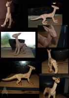 Sculpey Creature by goosechimera