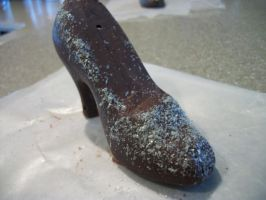 Chocolate Heels by HarvesterofPearls