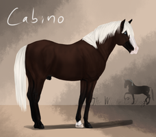 Cabino ref by The-White-Cottage