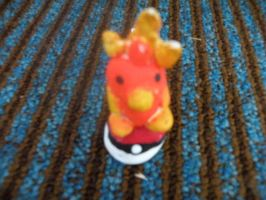 Torchic the Lost Sculpture by ShadowsShade