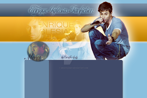 EnriqueIglesias-Fanfiction Lay by GiraffeAndy
