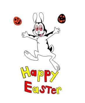 A Bunnicula Easter by TandP
