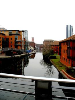 Birmingham Canal by JayNg