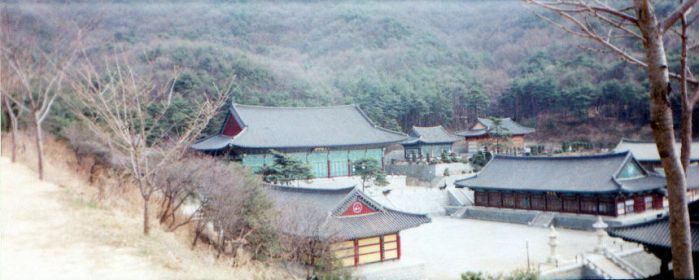 Gagwonsa Temple - Overview by Abadoss