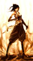 ai the assasin flaming mode by unrealsmoker