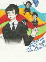 Still in love with the Beatles by AninhaT-T