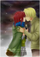 Snowstorm by Cairy