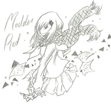 Ayano :: Madder Red by FermonsNosYeux