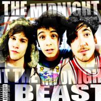 The Midnight Beast Cover by ancient-relic
