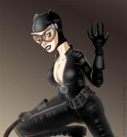 Catwoman II by RightHandOfDoom