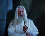 The White Wizard by HansNomad