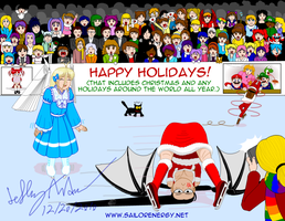 Happy Holidays from TRSE 2010 by SailorEnergy