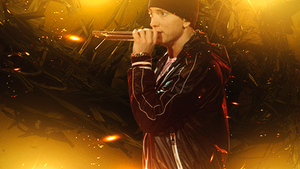 Eminem by Thronicks