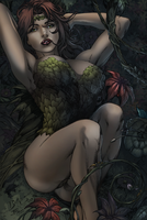 Poison Ivy - colors by Mandocello