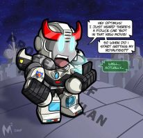 Commission - Prowl by MattMoylan