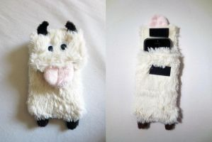 Poro cell phone case by nfasel