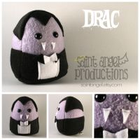 Drac Plushie by Saint-Angel