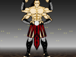 The Prince of Pain by Vectorman316