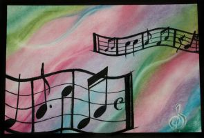 melodies of the same clef by carvingbackbone