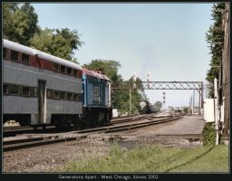 Generations Apart by classictrains