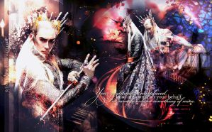 Thranduil by FelisiaLettise