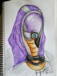 Tali doodle by Stop-wasting-time