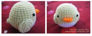 - Amigurumi Chick - by awkwardsoul