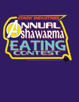 shawarma eating contest by lilmikeegee