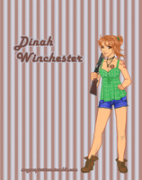 Dinah Winchester by CrimsonShine