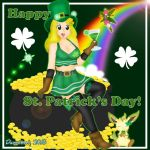 Happy St. Patrick's Day 2015 by DannimonDesigns