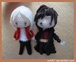 commission: Emma Swan and Captain Hook by Yuki87