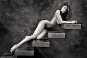 Stairs by abclic