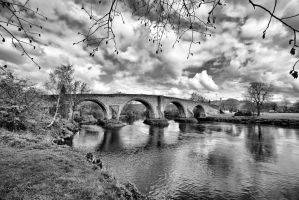 Stirling Bridge 2012 by BusterBrownBB