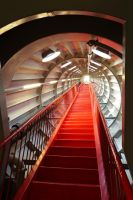 Brussels - Inside the Atomium by PhilsPictures