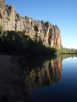 Kimberley 08 - Windjana Gorge by jmotbey