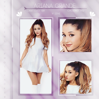 +Photopack Ariana Grande by AHTZIRIDIRECTIONER