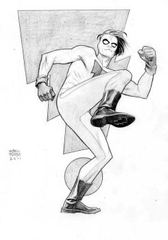 madman by Andrew-Robinson