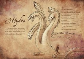 Generation Ecriture's Codex - Hydra by Tiphs