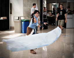 Korra Cosplay | Waterbending by CosplayInABox