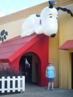 The Snoopy Boutique by KessieLou