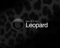 Mac OS X 10.5 Leopard by fun-total