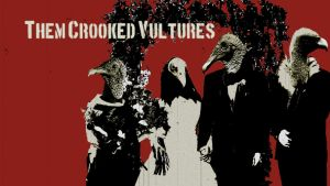 Them Crooked Vultures v2 by autoriot