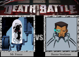 Death Battle 14: Evil Genius! by HailfirePhantom