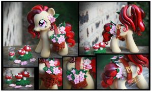 Trade - Fairy Ring OC Custom by Nazegoreng
