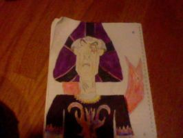 Frollo from The Fox And The Judge by FroShaDar