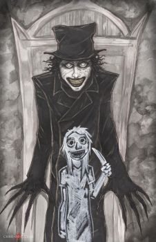 The Babadook by ChrisOzFulton