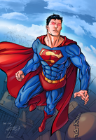Superman by padisio