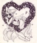 Old Valentines sketch by Shirow-sama