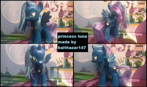 Customized Luna brushable by balthazar147